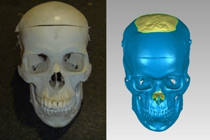 Skull Scan - NVision, Inc. - Coppell TX - Manufacturing Index